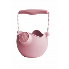 Scrunch - Sandlegetøj - Watering-can - Blød vandkande - Støvet rosa