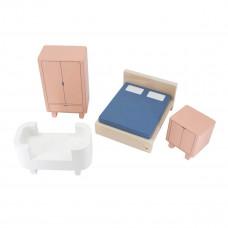 Sebra - Dukkehusmøbler - Børne- og Soveværelse