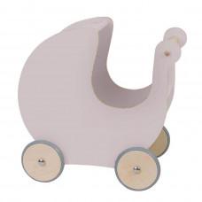 Sebra - Dukkevogn - Dusty Pink