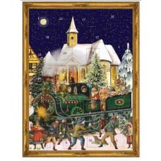 RS - Gammeldags julekalender med glimmer - Polar Ekspressen