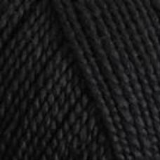 BC Garn - Semilla - Økologisk uld garn - Sort