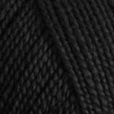 BC Garn - Semilla Fino - Økologisk uld garn - Sort