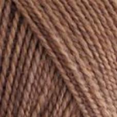 BC Garn - Semilla Fino - Økologisk uld garn - Lys brun