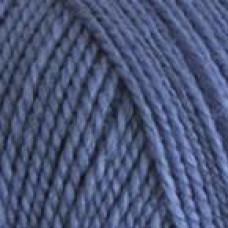BC Garn - Semilla Fino - Økologisk uld garn - Jeans blå