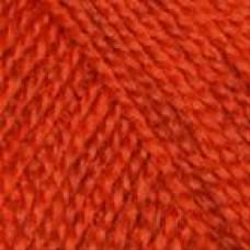 BC Garn - Semilla - Økologisk uld garn - Brændt orange