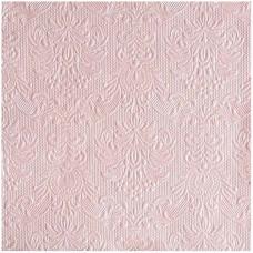Servietter - Elegance - Pearl pink - 40 x 40 cm - 15 stk