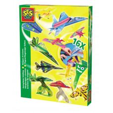 SES Creative - Origami - Flyvemaskiner
