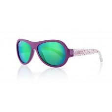 Shadez - Solbriller til børn og junior - 3-7 år - Hearts purple