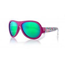 Shadez - Solbriller til børn og junior - 3-7 år - Psychedelic fuchsia