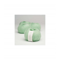 Krea Deluxe - Deluxe Silk Mohair - Nr. 37 Æblesorbet
