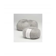 Krea Deluxe - Deluxe Silk Mohair - Nr. 51 Lys grå