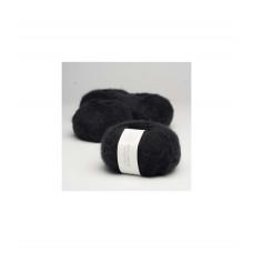 Krea Deluxe - Deluxe Silk Mohair - Nr. 28 Sort