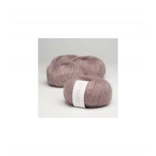 Krea Deluxe - Deluxe Silk Mohair - Nr. 15 Støvet rosa