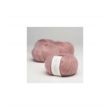 Krea Deluxe - Deluxe Silk Mohair - Nr. 10 Varm rosa