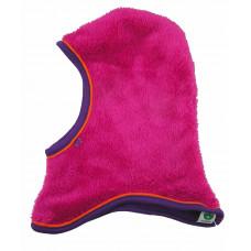 Småfolk - Elefanthue 2 lags lækker fleece - Pink