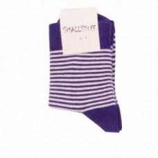Smallstuff - Ankel sokker - Størrelse 21-24 - Lilla