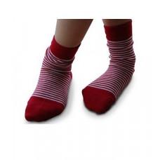 Smallstuff - Ankel sokker - Størrelse 25-28 - Rød