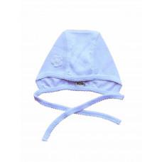Smallstuff - Baby hue - Str. 74/80 - Hvid
