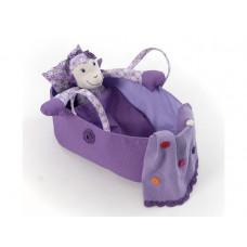 Smallstuff - Dukke tilbehør - Dukkelift lille - Lilla