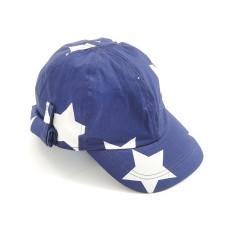 Smallstuff - Børne kasket - Legionærhat - Navy med hvide stjerner