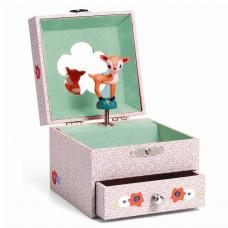 Djeco - Smykkeskrin med musik - Bambi