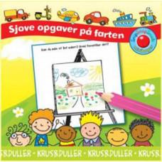 Forlaget Bolden - Snip snap snude minibøger - Opgavebog - Krus & duller