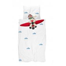 SNURK - Voksen sengetøj - Flyver