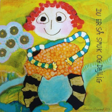 Tusindfryd - Lykønskningskort - Fødselsdagskort - Du er så smuk og dejlig