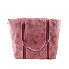 Sofie Schnoor - Travel Bag - Weekend taske -Dusty  Rose blomstermønstret