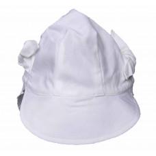 Pippi - Legionærhat til baby - Hvid