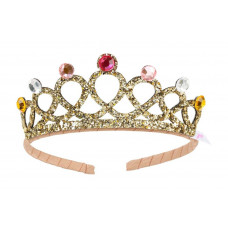 Souza - Prinsesse diadem - Emy guld