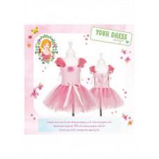 Souza - DIY - Udklædning børn- Tylkjole - Prinsessekjole