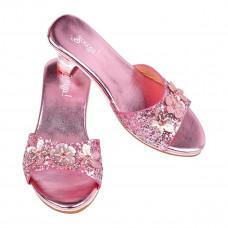 Souza - Udklædnings sko - Slippers med pink glimmer og høj hæl - Mariona