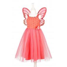 Souza - Udklædningstøj - Fe kjole med vinger - Jorianne