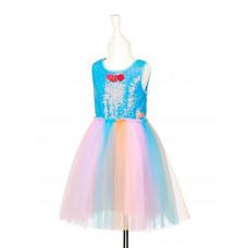 Souza - Udklædningstøj - Prinsesse kjole - Laurene