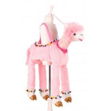 Souza - Udklædningstøj - Dyrekostume - Lama - Str. 5-6 år