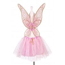 Souza - Udklædningstøj - Fe skørt og vinger - Cathline