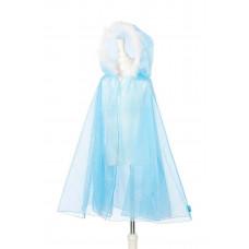 Souza - Udklædningstøj - Kappe - Sne Dronning