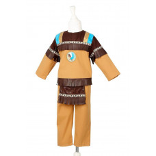 Souza - Udklædningstøj - Indianer dragt - Atohi