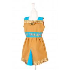 Souza - Udklædningstøj - Indianerpige dragt - Lusya