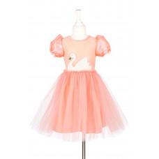 Souza - Udklædningstøj - Prinsesse kjole - Svane