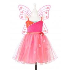 Souza - Udklædningstøj - Fe skørt og vinger - Yoline