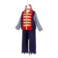 Souza - Udklædningstøj - Pirat - Hendrick
