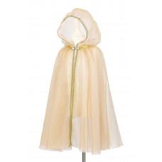 Souza - Udklædningstøj - Prinsessekappe - Victorine guld