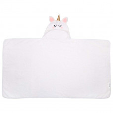 SunnyLife - Håndklæde med hætte - Enhjørning