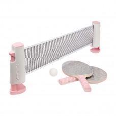 SunnyLife - Bordtennis sæt - Ping pong - Holografisk/Rosa