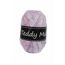 Svarta Fåret - TEDDY - Lilla rosa multi