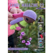 Candy Magazine 23 - E-opskrift - Hækleopskrifter søde blomsterbørn