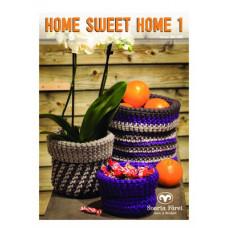 Home Sweet Home 1 - Hækleopskrifter Interiør