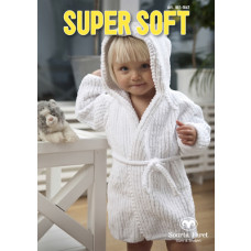 Super Soft - Strikkehæfte med luksus til baby